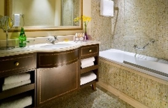 Badezimmer Sofia Hotel Balkan a Luxury Collection Hotel Sofia
