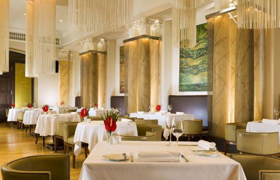 Restaurant Sofia Hotel Balkan a Luxury Collection Hotel