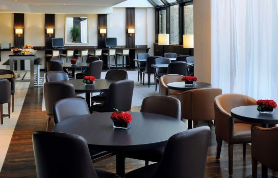 Bar hotelowy Paris Marriott Rive Gauche Hotel & Conference Center