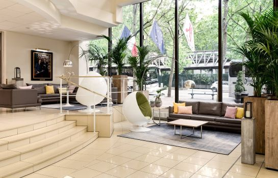 Lobby Paris Marriott Rive Gauche Hotel & Conference Center