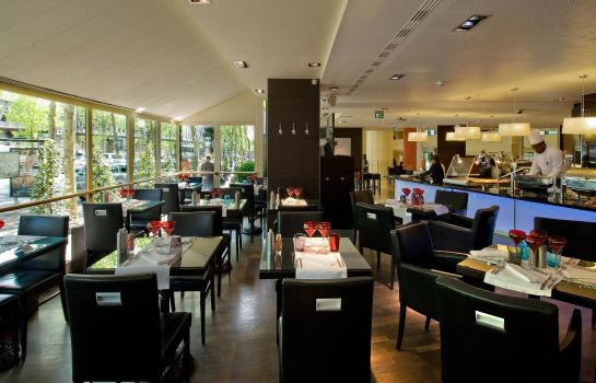 Restaurant Paris Marriott Rive Gauche Hotel & Conference Center