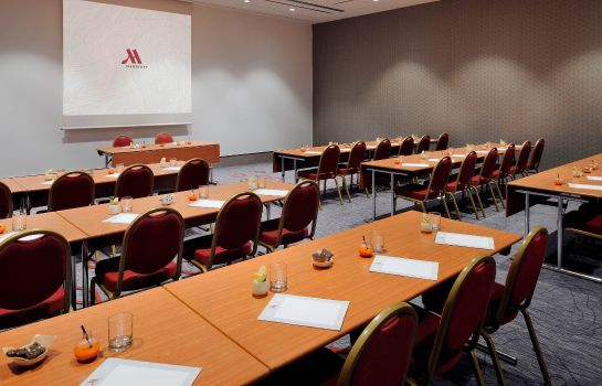 Tagungsraum Paris Marriott Rive Gauche Hotel & Conference Center