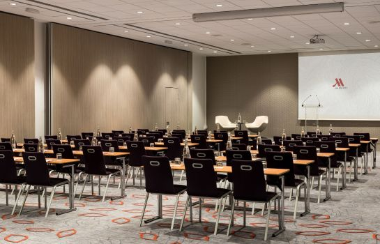 Sala konferencyjna Paris Marriott Rive Gauche Hotel & Conference Center