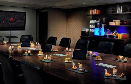 Conference room Paris Marriott Rive Gauche Hotel & Conference Center
