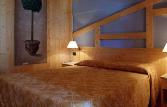 Standardzimmer Grand Hotel Sestriere