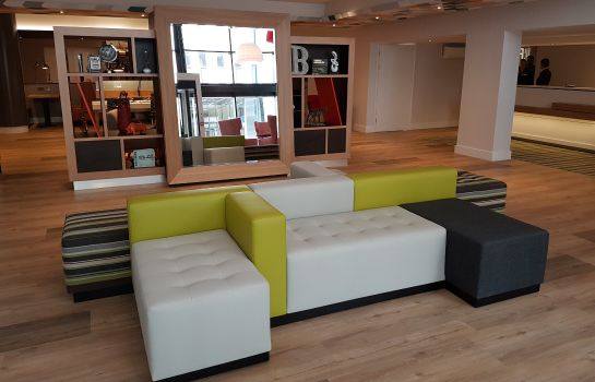 Hol hotelowy Holiday Inn BIRMINGHAM CITY CENTRE