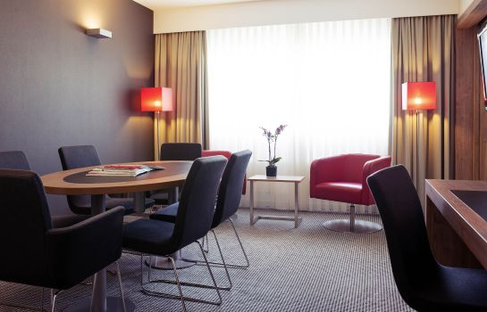Suite Mercure Hotel Den Haag Central