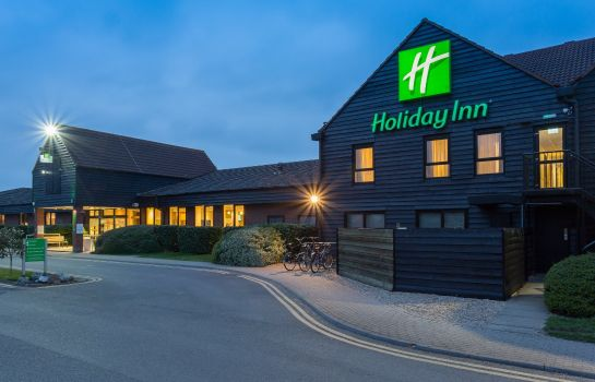Vista exterior Holiday Inn CAMBRIDGE