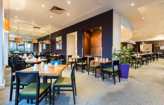 Restaurante Holiday Inn CAMBRIDGE