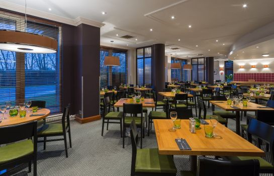 Restaurant Holiday Inn CAMBRIDGE