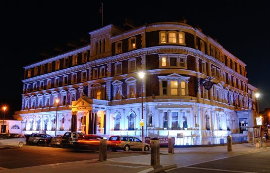 Außenansicht The Queen at Chester Hotel Premier Collection by Best Western