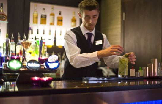 Hotel-Bar The Queen at Chester Hotel Premier Collection by Best Western