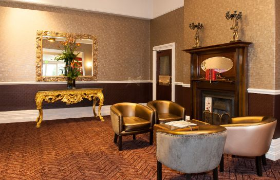 Hotelhalle The Queen at Chester Hotel Premier Collection by Best Western
