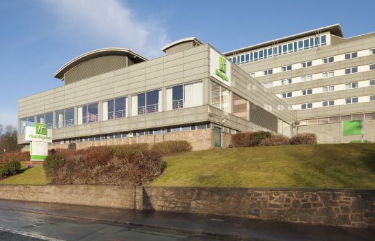 Buitenaanzicht Holiday Inn EDINBURGH