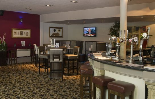 Hotel bar Crown Hotel Harrogate