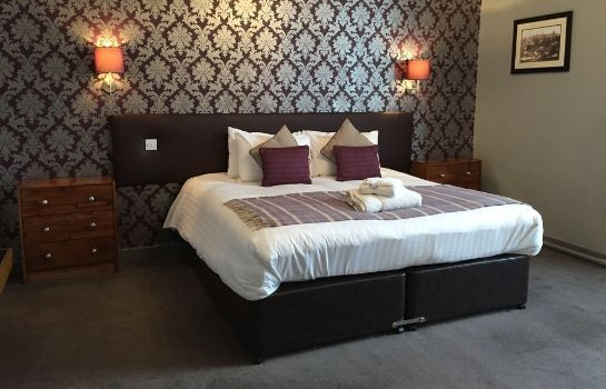 Standard room Crown Hotel Harrogate