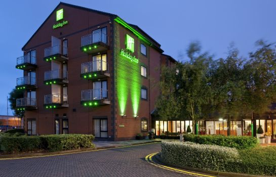 Exterior view Holiday Inn HULL MARINA