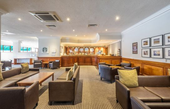 Hotel bar Holiday Inn HULL MARINA