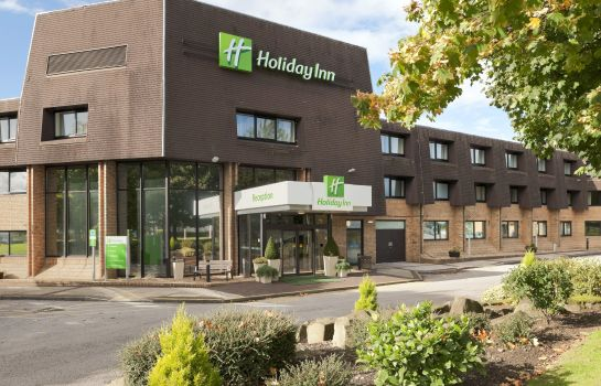 Exterior view Holiday Inn LANCASTER
