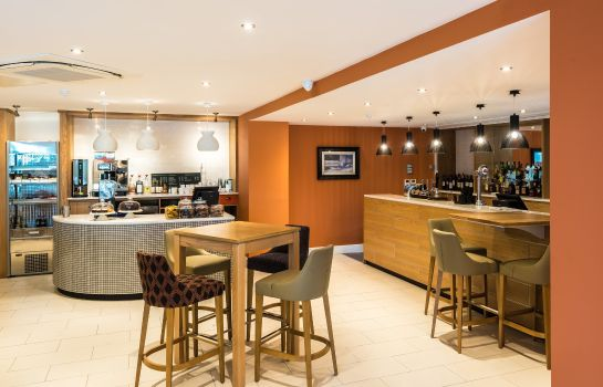 Hotel bar Holiday Inn LANCASTER