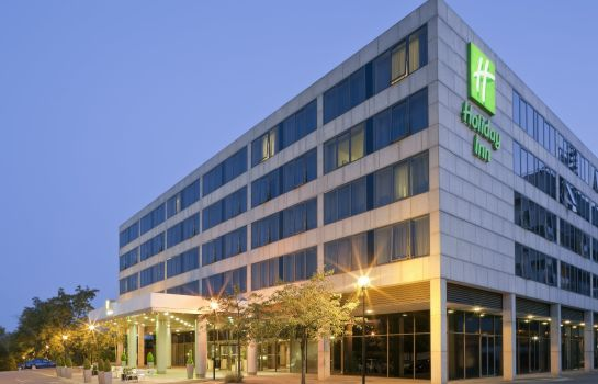 Buitenaanzicht Holiday Inn MILTON KEYNES - CENTRAL