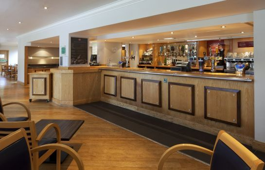 Bar hotelowy JCT.25 Holiday Inn DERBY - NOTTINGHAM M1