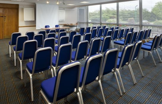 Sala konferencyjna JCT.25 Holiday Inn DERBY - NOTTINGHAM M1