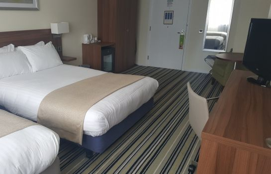 Pokój JCT.25 Holiday Inn DERBY - NOTTINGHAM M1