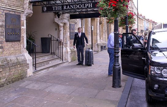Photo The Randolph Hotel Graduate Oxford