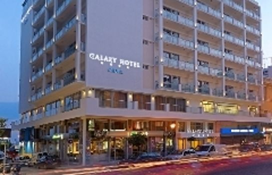 Vue extérieure Airotel Galaxy Hotel