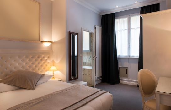 Single room (standard) Princesse Caroline Paris