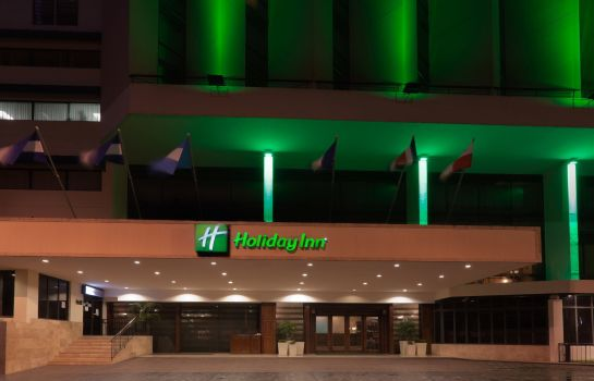 Exterior view Holiday Inn GUATEMALA
