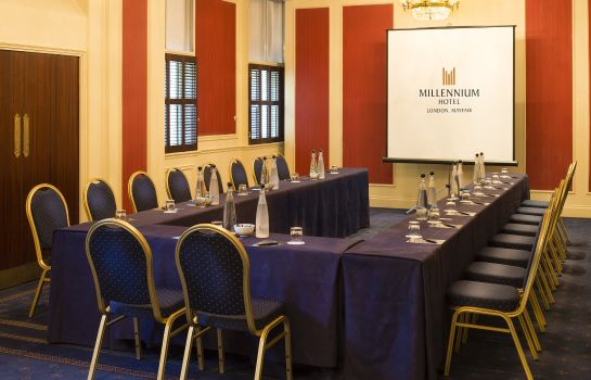 Conference room Millennium Mayfair