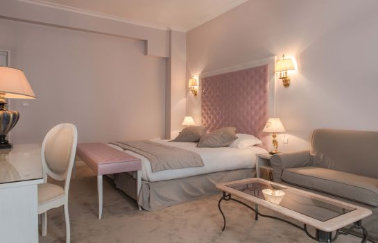 Junior Suite Princesse Caroline Paris