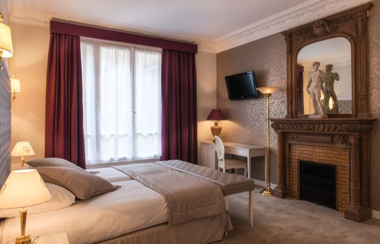 Double room (superior) Princesse Caroline Paris