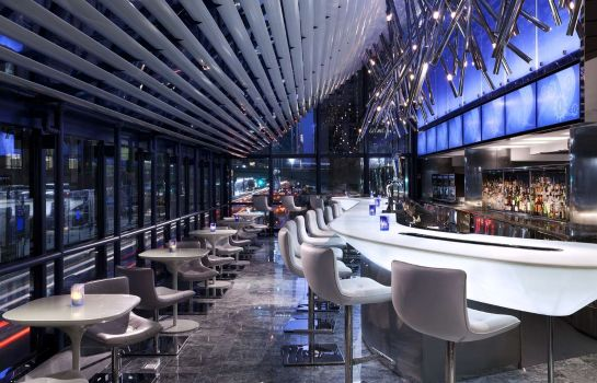 Hotel bar Grand Hyatt New York