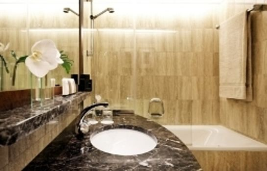 Badezimmer Geneva  a Luxury Collection Hotel Hotel President Wilson