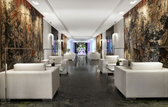 Hotelhalle Geneva  a Luxury Collection Hotel Hotel President Wilson