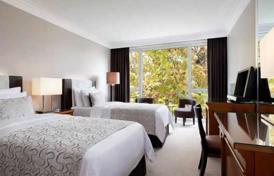 Chambre Hotel President Wilson a Luxury Collection Hotel Geneva