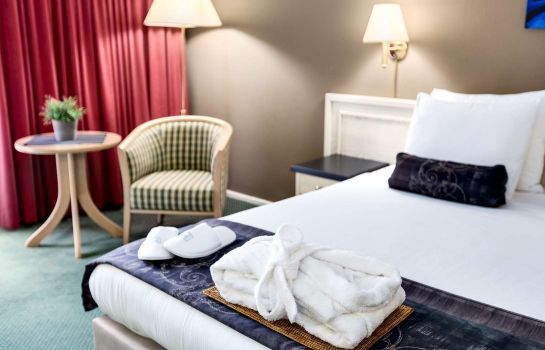 Single room (standard) Hotel & Chateau Marquette