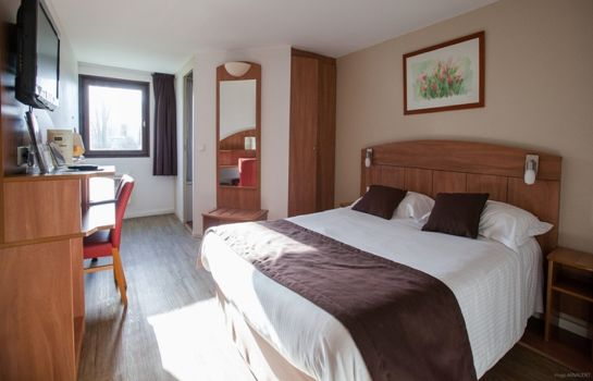 Double room (standard) Kyriad Meaux