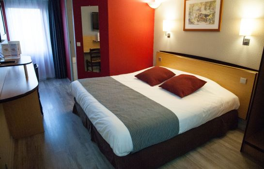 Chambre double (confort) Hotel Inn Design Bourges