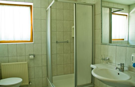 Badezimmer Munde Businesshotel