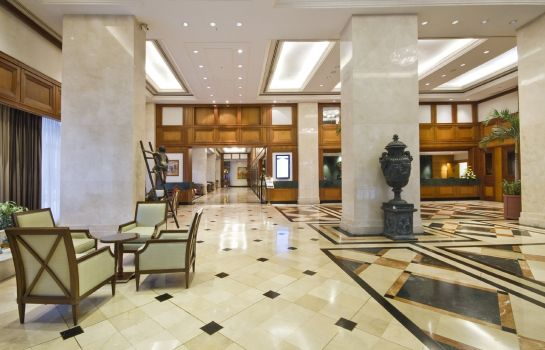 Lobby Hotel Oro Verde Guayaquil