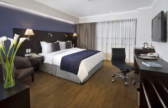 Double room (standard) Hotel Oro Verde Guayaquil