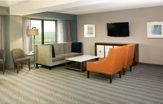 Suite DoubleTree by Hilton Bloomington -Minneapolis South