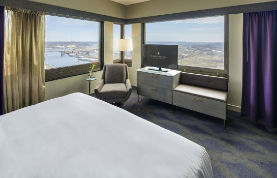 Suite InterContinental Hotels SAINT PAUL RIVERFRONT