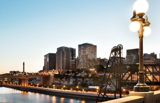 Info InterContinental Hotels SAINT PAUL RIVERFRONT