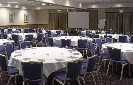 Conference room Hilton Manchester Airport