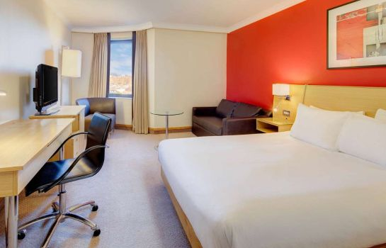 Room Hilton Manchester Airport